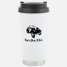 Car model Travel Mug