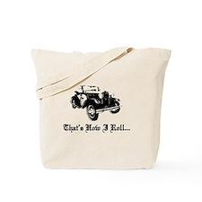 Cute Model a Tote Bag