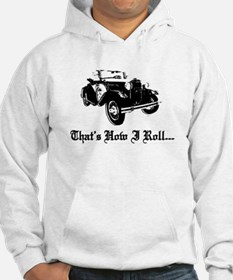 Funny Model a ford Hoodie