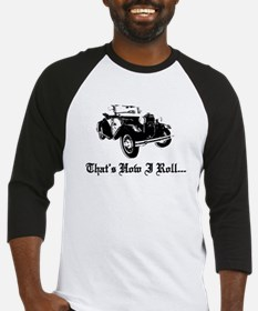 Funny Ford model a Baseball Jersey