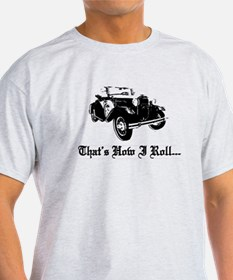 Funny Ford model a T-Shirt