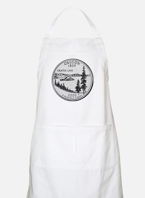 2005 Oregon State Quarter BBQ Apron