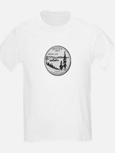 2005 Oregon State Quarter Kids T-Shirt