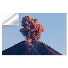 Semeru eruption Java Island Indonesia Wall Decal