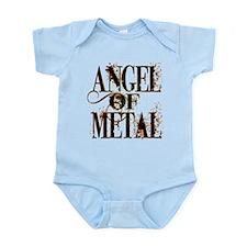 Angel Of Metal Infant Bodysuit