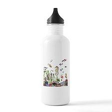 Ocean Life Water Bottle
