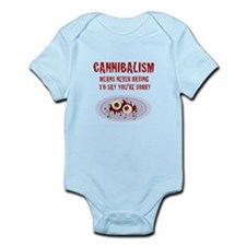 Cannibalism Infant Bodysuit