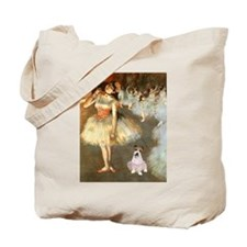 BalletClass-JackRussell #11 Tote Bag