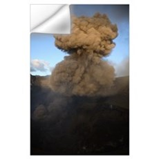 Yasur eruption Tanna Island Vanuatu Wall Decal