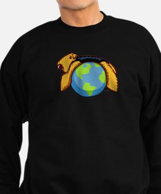 Airedale World Sweatshirt