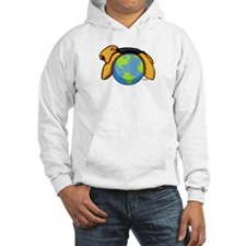 Airedale World Hoodie