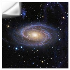 Messier 81 or Bodes Galaxy is a spiral galaxy loca Wall Decal