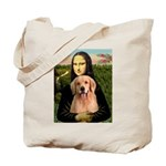 Mona Lisa/Golden #8 Tote Bag