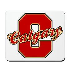 Calgary Letter Mousepad