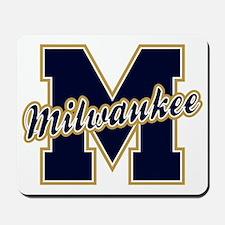 Milwaukee Letter Mousepad
