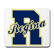 Regina Letter Mousepad