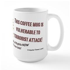MugVulnerable to Terrorists!