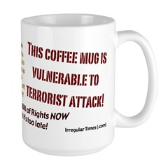 MugVulnerable to Terrorists!