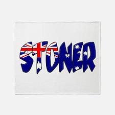 stonerflag Throw Blanket