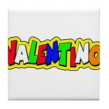 valentino Tile Coaster