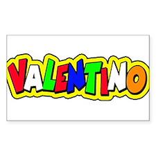 valentino Decal