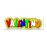 """Valentino rossi 3"""" x 10"""""""