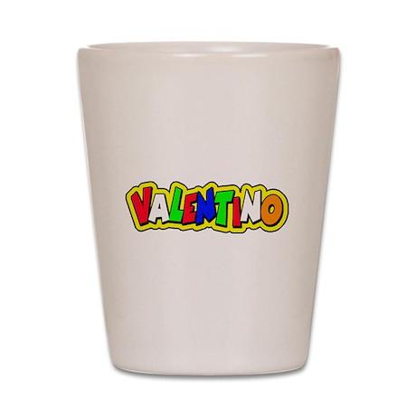 valentino Shot Glass
