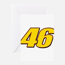 VR46RL3 Greeting Card