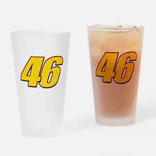 VR46RL3 Drinking Glass