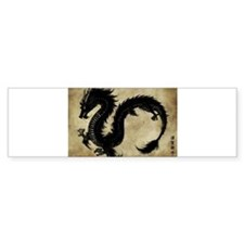 2012 - Year of the Dragon Bumper Sticker