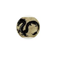 2012 - Year of the Dragon Mini Button