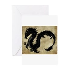 2012 - Year of the Dragon Greeting Card