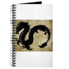 2012 - Year of the Dragon Journal