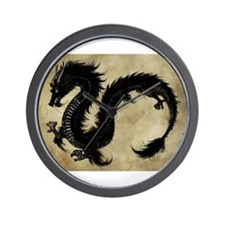 2012 - Year of the Dragon Wall Clock