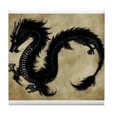 2012 - Year of the Dragon Tile Coaster