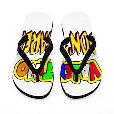 VRdontcare Flip Flops