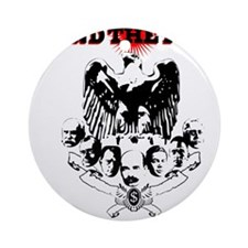 End the Fed Ornament (Round)