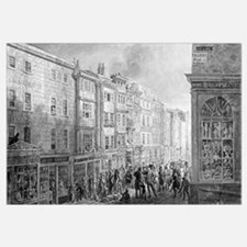 The Strand from the corner of Villiers Street, 182