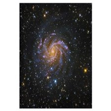 NGC 6946, also known as the Fireworks Galaxy