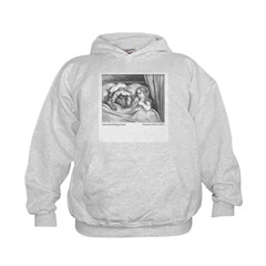 Dore's Red Riding Hood Hoodie