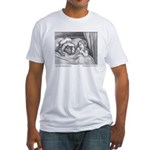 Dore's Red Riding Hood Fitted T-Shirt
