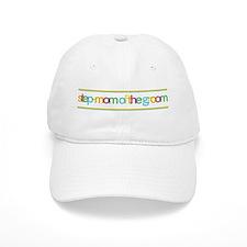 Funky Type Step Mother Groom Baseball Cap