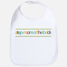 Funky Type Step Mother Bride Bib