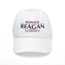 Ronald Reagan President Baseball Cap