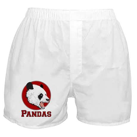 Pandas Boxer Shorts