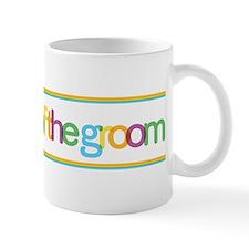 Funky Type Step Father Groom Mug