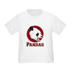 Pandas Toddler T-Shirt