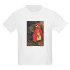 Smith's Red Riding Hood Kids T-Shirt