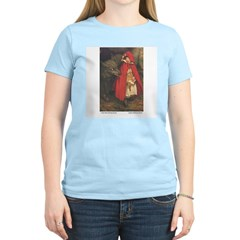 Smith's Red Riding Hood Women's Pink T-Shirt
