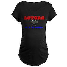 Actors Do It T-Shirt